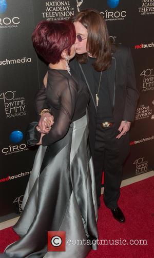 Sharon Osbourne and Ozzy Osbourne