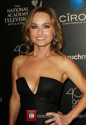 Giada De Laurentiis - The 40th Annual Daytime Emmy Awards held at The Beverly Hilton Hotel - Arrivals - Beverly...