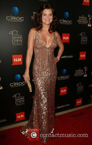Heather Tom - The 40th Annual Daytime Emmy Awards held at The Beverly Hilton Hotel - Arrivals - Beverly Hills,...