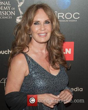 Catherine Bach - The 40th Annual Daytime Emmy Awards held at The Beverly Hilton Hotel - Arrivals - Los Angeles,...