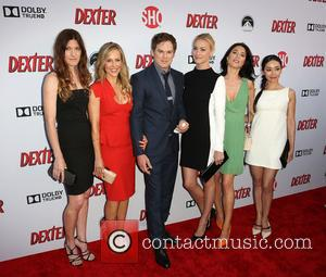 Jennifer Carpenter, Julie Benz, Michael C. Hall, Yvonne Strahovski, Jaime Murray and Aimee Garcia