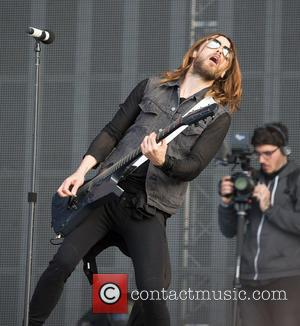 30 Seconds to Mars and Jared Leto - Download Festival 2013 - Day 3 - Leicestershire, United Kingdom - Sunday...