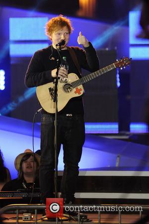 Ed Sheeran, Much Music HQ