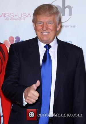 Donald Trump - 2013 Miss USA Pageant held at Planet Hollywood Resort and Casino - Arrivals - Las Vegas, Nevada,...