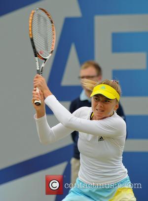 Tennis and Daniela Hantuchova