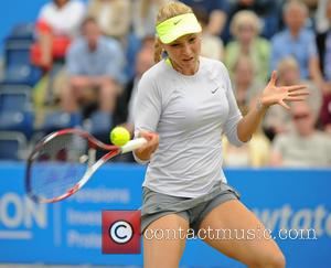 Tennis and Donna Vekic