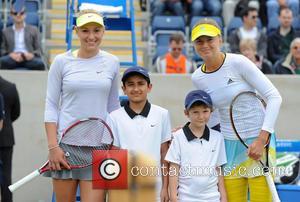 Tennis, Donna Vekic and Daniela Hantuchova