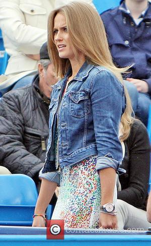 Kim Sears - Celebrities watch the final of the Men's Singles Aegon Championships between Andy Murray and Marin Cilic at...