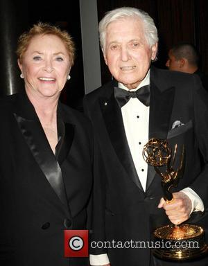 Susan Flannery and Monty Hall