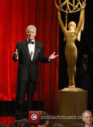 Alex Trebek - The 40th Annual Daytime Emmy Awards sponsored by CIROC Vodka held at The Beverly Hilton Hotel -...