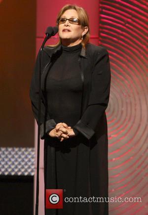 Carrie Fisher, Emmy Awards, Beverly Hilton Hotel, Daytime Emmy Awards