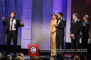 Scott Clifton, Nancy Lee Grahn and Don Diamont