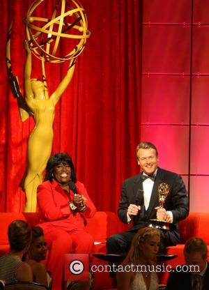 Sheryl Underwood and Doug Davidson