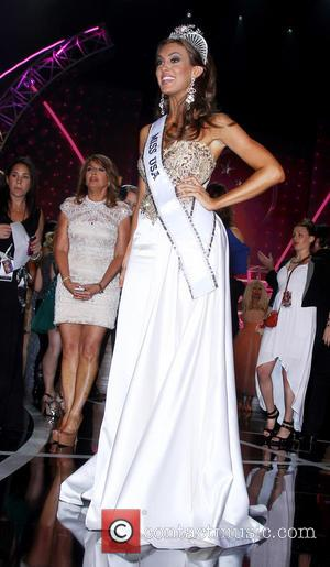 Erin Brady 2013 Miss USA - Miss Connecticut, Erin Brady is crowned 2013 Miss USA at Planet Hollywood Resort and...