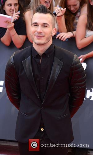 Shawn Desman - 2013 MuchMusic Video Awards at MuchMusic HQ - Arrivals - Toronto, Ontario, Canada - Sunday 16th June...