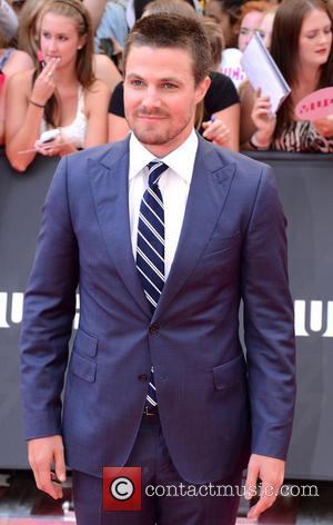 Stephen Amell - 2013 MuchMusic Video Awards at MuchMusic HQ - Arrivals - Toronto, Ontario, Canada - Sunday 16th June...