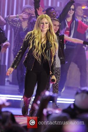 Avril Lavigne - 2013 Much Music Video Awards 'MMVA' show at Much Music HQ on Queen Street in Toronto. -...
