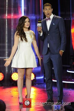 Lucy Hale and Scott Willats