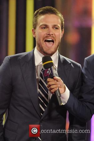 Stephen Amell - 2013 Much Music Video Awards 'MMVA' show at Much Music HQ on Queen Street in Toronto. -...