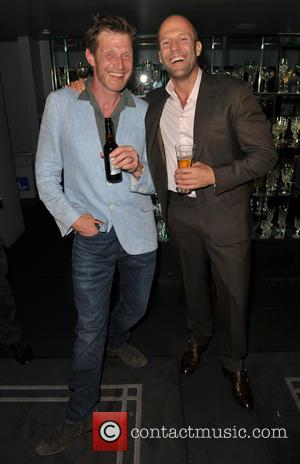 Jason Flemyng and Jason Statham - Celebrities attend the 'Hummingbird' after party held at the St. Martin's Lane Hotel -...
