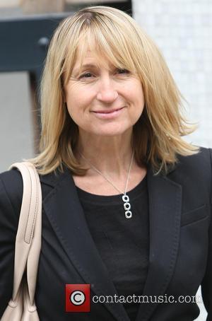 Carol Mcgiffin - Celebrities outside the ITV Studios - London, United Kingdom - Monday 17th June 2013