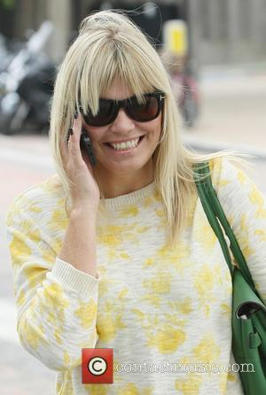 Kate Thornton - Celebrities outside the ITV Studios - London, United Kingdom - Monday 17th June 2013