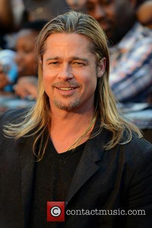 Brad Pitt, World War Z NY Premiere
