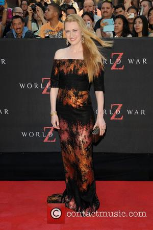 Mireille Enos - New York premiere of 'World War Z'