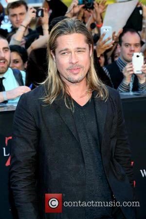 Brad Pitt Takes Center-Stage As World War Z Premiere In New York [Pictures]