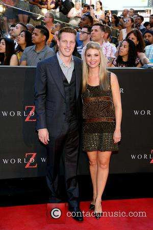James Badge Dale - New York premiere of 'World War Z' -Arrivals - New York City, NY, United States -...