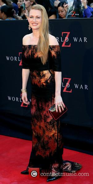 Mireille Enos - New York premiere of 'World War Z' -Arrivals - New York City, NY, United States - Monday...