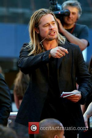 Brad Pitt - New York premiere of 'World War Z'