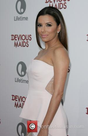 Eva Longoria - Devious Maids Premiere Party held at the Bel-Air Bay Club - Los Angeles, California, United States -...