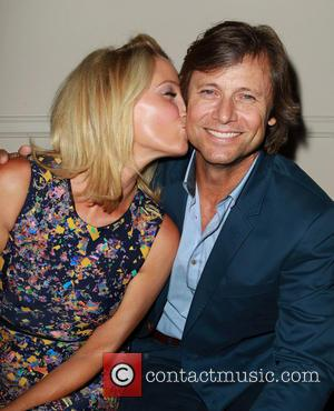 Katherine LaNasa and Grant Show - Devious Maids Premiere Party held at the Bel-Air Bay Club - Inside - Los...