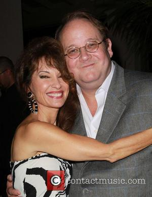 Susan Lucci and Marc Cherry