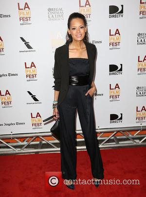 Keisha Whitaker - 2013 Los Angeles Film Festival -