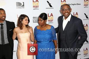 Michael B. Jordan, Melonie Diaz, Octavia Spencer and Forest Whitaker