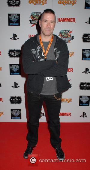 Jeff Waters - The Metal Hammer Golden Gods Awards at indigo2 at The O2 - Arrivals - London, United Kingdom...