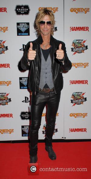 Duff McKagan - The Metal Hammer Golden Gods Awards at indigo2 at The O2 - Winners Board - London, United...