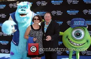 John Lasseter and Nancy Lasseter - The World Premiere & Tailgate Party for Disney-Pixar's