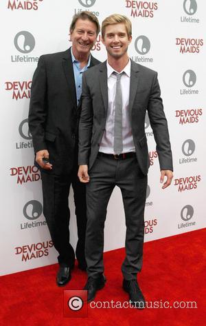 Brett Cullen and Drew Van Acker
