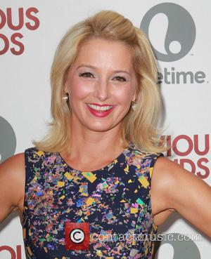 Katherine LaNasa - Devious Maids Premiere Party held at the Bel-Air Bay Club - Los Angeles, California, United States -...
