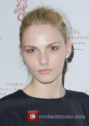 Andrej Pejic - 2nd Annual Millennial Ball 2.0 To Benefit Gabrielle's Angel Foundation For Cancer Research at Marq - New...
