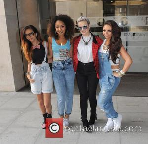 Jade Thirlwall, Leigh-anne Pinnock, Perrie Edwards and Jesy Nelson