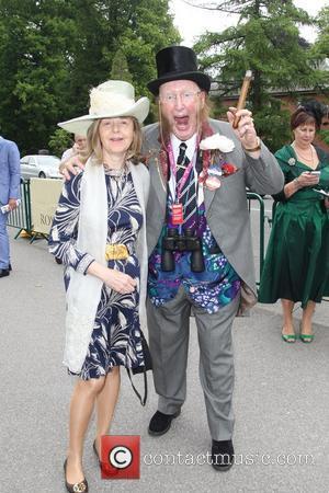 John McCririck - Day one of Royal Ascot at Ascot Racecourse - Ascot, United Kingdom - Tuesday 18th June 2013