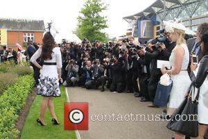 Aishwarya Rai Bachchan - Day one of Royal Ascot at Ascot Racecourse - Surrey , United Kingdom - Tuesday 18th...
