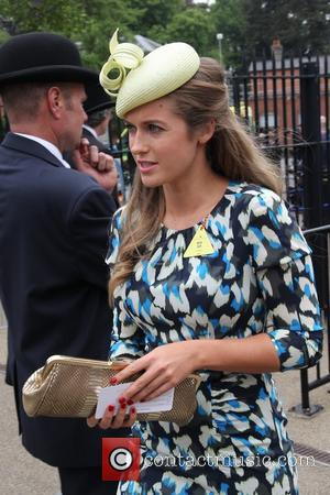 Kim Sears - Day one of Royal Ascot at Ascot Racecourse - Surrey , United Kingdom - Tuesday 18th June...