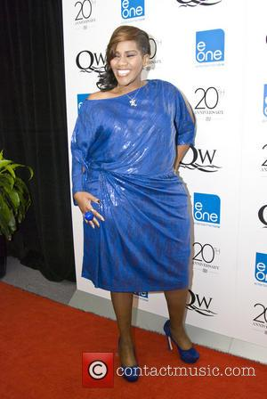 Kelly Price - Red Carpet Arrivals for Donald Lawrence 20th Anniversary Live Recording at Living Word Christian Center in Forest...