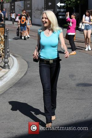Donna Spangler - Celebrity Sightings at The Grove - Los Angeles, CA, United States - Tuesday 18th June 2013
