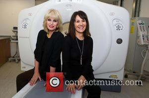 Joanna Lumley and Arlene Phillips